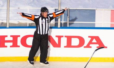Tonight's NHL Referees & Linesmen – 11/1/15
