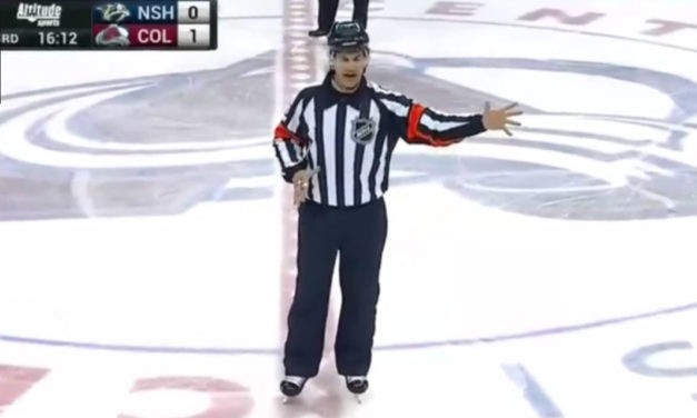 Mic'd Up: The Best of Referee Wes McCauley