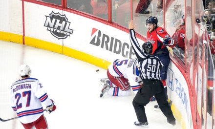 Tonight's NHL Playoff Referees – 5/12/15