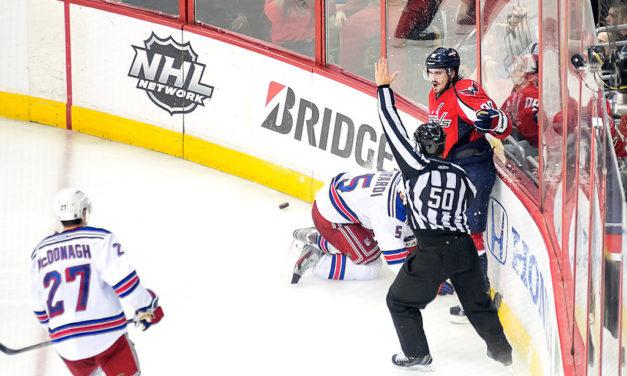 Tonight's NHL Playoff Referees – 5/12/15