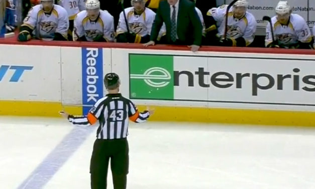 Tonight's NHL Referees & Linesmen – 2/14/15