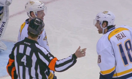 Tonight's NHL Referees & Linesmen – 2/7/15