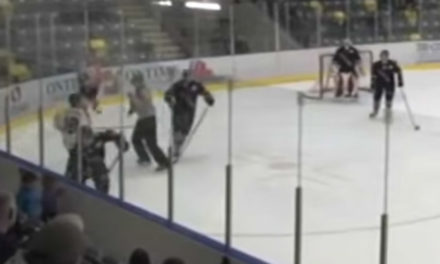 BCHL's Zuccarini Suspended for Slashing Referee