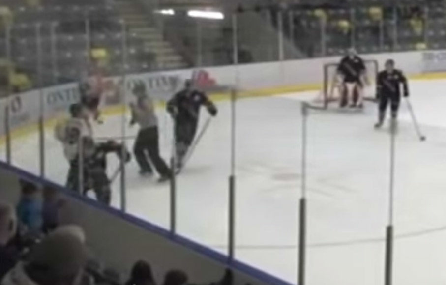 BCHL's Zuccarini Suspended for Slashing Referee