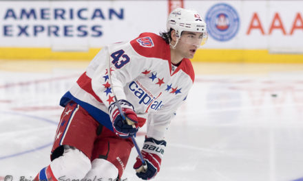 Caps' Wilson Fined $2,000 for Embellishment
