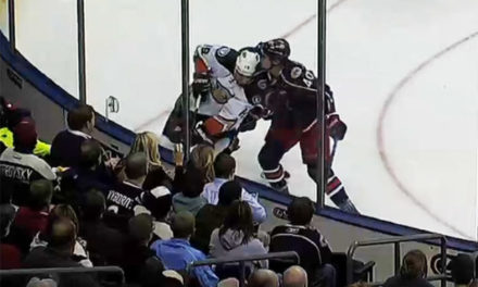 Blue Jackets' Boll Suspended 3 Games For Illegal Check to Head
