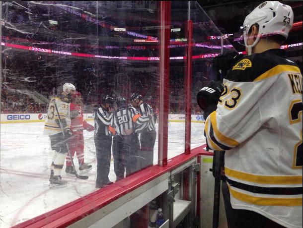 Tonight's NHL Referees & Linesman – 4/20/15