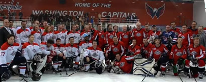Congressional Hockey Challenge 2014