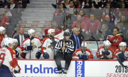 Tonight's NHL Referees & Linesmen – 3/9/15