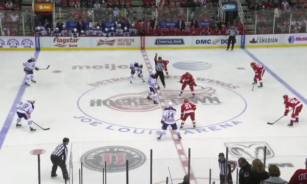 Tonight's NHL Referees & Linesmen – 3/20/15