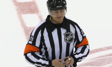 Tonight's NHL Referees & Linesmen – 3/1/16