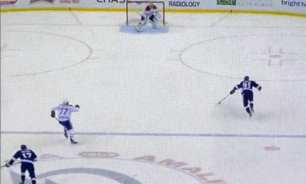Why Wasn't Stamkos Offside on Goal vs. Habs?