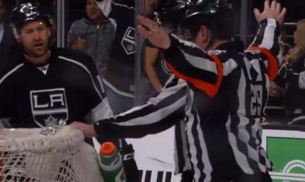 Referee Ian Walsh Apologizes to Kings for Quick Whistle