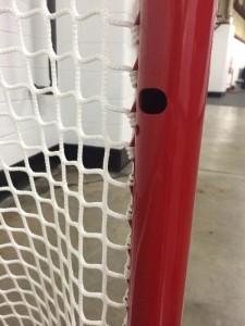 NHL Goal Post Camera