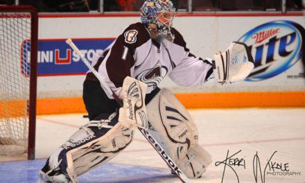 Varlamov's Fall Negates Predators Go-Ahead Goal