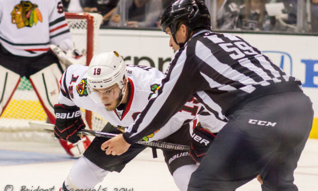 Tonight's NHL Referees & Linesmen – 1/14/16