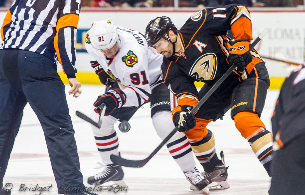 Tonight's NHL Playoff Referees & Linesmen – 5/18/15