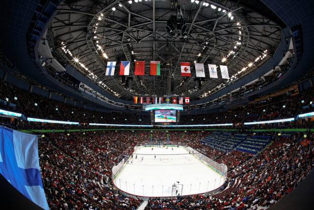 IIHF 2015 World Championships Referees & Linesmen