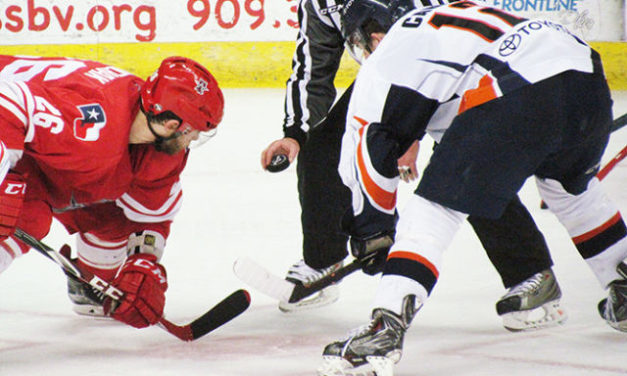 ECHL Names Referees, Linesmen for Kelly Cup Final