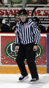 Linesman Paul Carnathan