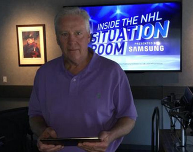 NHL Situation Room Q&A with NHL SVP Mike Murphy