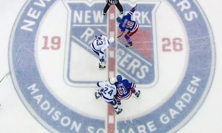 Will Tighter Standard From Game 2 Continue for Rangers-Lightning?