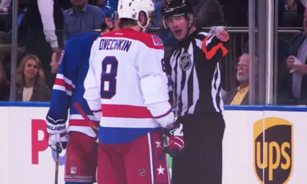 Tonight's NHL Stanley Cup Playoff Referees & Linesmen – 4/18/16
