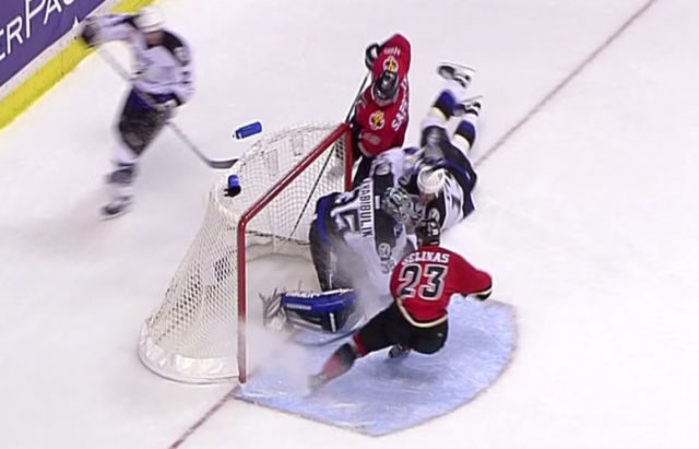 Ref Rewind: Calgary's No-Goal From 2004 Cup Final
