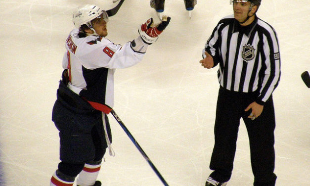 Linesman Thor Nelson Eyes NHL Comeback
