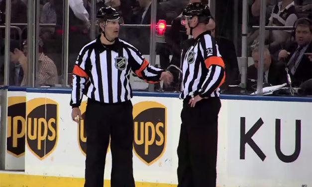 Tonight's NHL Referees & Linesmen – 10/28/15