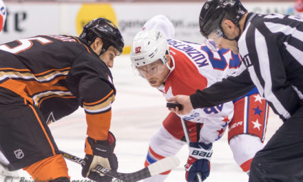 Tonight's NHL Referees & Linesmen – 10/24/15