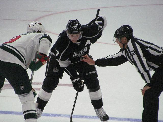 Linesman Brad Lazarowich Returns to NHL