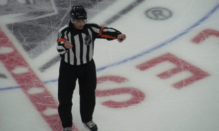 Tonight's NHL Referees & Linesmen – 10/22/15