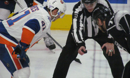 Tonight's NHL Referees & Linesmen – 1/27/16
