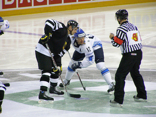 Today's World Juniors Referees & Linesmen – 12/31/15