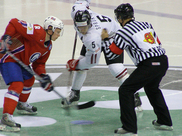 IIHF Announces Medal Round Officials