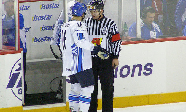 Today's World Juniors Referees & Linesmen – 1/4/16