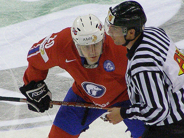 Today's World Juniors Referees & Linesmen – 12/30/15