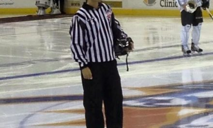 ECHL Mourns Loss of Linesman Camden Nuckols
