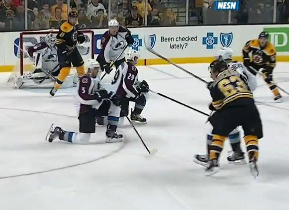 Landeskog, Marchand Facing Discipline After Hit, Retaliation