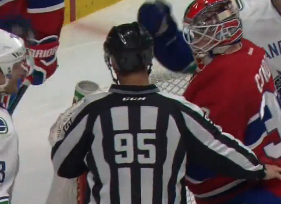 Tonight's NHL Referees & Linesmen – 3/11/16