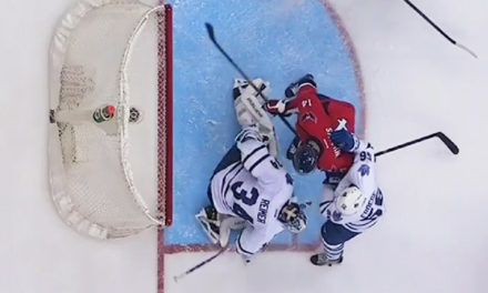 Ovechkin's Record-Setting Goal Denied by Coach's Challenge