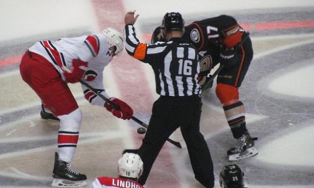 Tonight's NHL Referees & Linesmen – 10/21/16