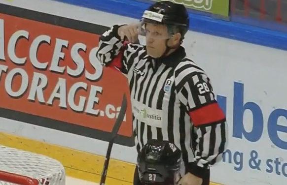 Close Call on Team Canada's No Goal at World Juniors