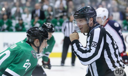 Tonight's NHL Referees & Linesmen – 3/26/16