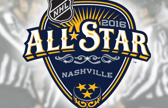 NHL Announces All-Star Game Referees & Linesmen