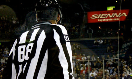 NHL Linesman Mike Cvik Retires After 1,868 Games