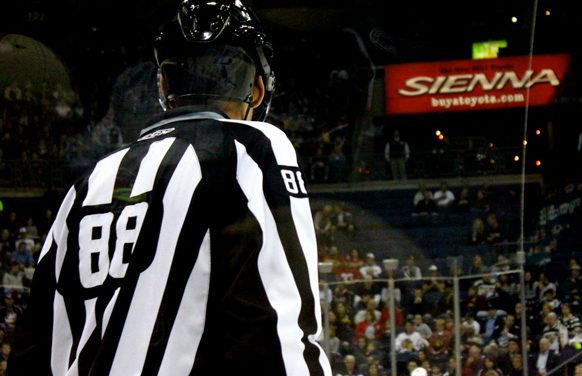 NHL Linesman Mike Cvik Retires After 1,868 Games
