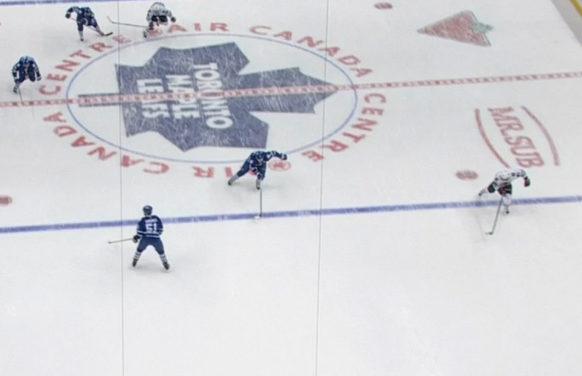 Blackhawks Goal Overturned After Coach's Challenge