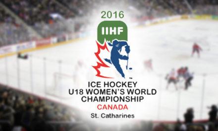 Officials Set for IIHF U18 Women's World Championships